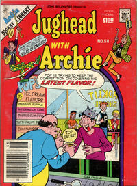 Cover Thumbnail for Jughead with Archie Digest (Archie, 1974 series) #58