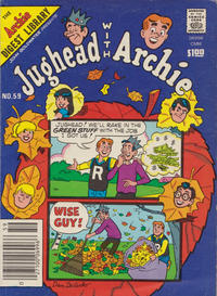 Cover Thumbnail for Jughead with Archie Digest (Archie, 1974 series) #59