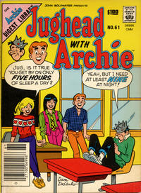 Cover Thumbnail for Jughead with Archie Digest (Archie, 1974 series) #61
