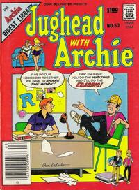 Cover Thumbnail for Jughead with Archie Digest (Archie, 1974 series) #63