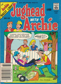 Cover Thumbnail for Jughead with Archie Digest (Archie, 1974 series) #64