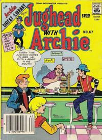 Cover Thumbnail for Jughead with Archie Digest (Archie, 1974 series) #67 [Newsstand]