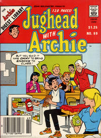 Cover Thumbnail for Jughead with Archie Digest (Archie, 1974 series) #69