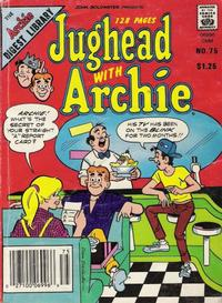 Cover Thumbnail for Jughead with Archie Digest (Archie, 1974 series) #75 [Newsstand]