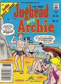 Cover Thumbnail for Jughead with Archie Digest (Archie, 1974 series) #76 [Newsstand]