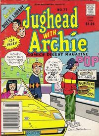 Cover Thumbnail for Jughead with Archie Digest (Archie, 1974 series) #77