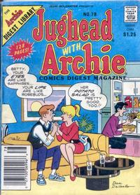 Cover Thumbnail for Jughead with Archie Digest (Archie, 1974 series) #78