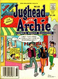 Cover Thumbnail for Jughead with Archie Digest (Archie, 1974 series) #80 [Newsstand]