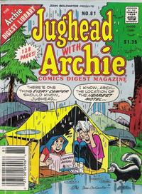 Cover Thumbnail for Jughead with Archie Digest (Archie, 1974 series) #81