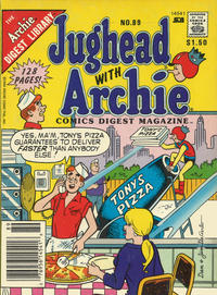 Cover Thumbnail for Jughead with Archie Digest (Archie, 1974 series) #89
