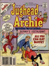 Cover Thumbnail for Jughead with Archie Digest (Archie, 1974 series) #110
