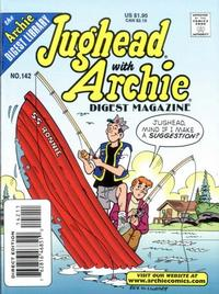 Cover Thumbnail for Jughead with Archie Digest (Archie, 1974 series) #142 [Direct Edition]