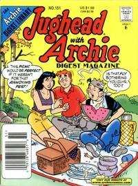 Cover Thumbnail for Jughead with Archie Digest (Archie, 1974 series) #151