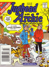Cover Thumbnail for Jughead with Archie Digest (Archie, 1974 series) #154
