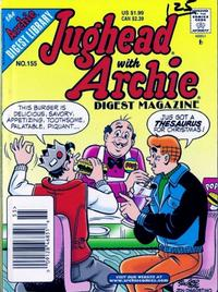 Cover Thumbnail for Jughead with Archie Digest (Archie, 1974 series) #155