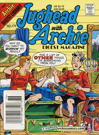 Cover Thumbnail for Jughead with Archie Digest (Archie, 1974 series) #176