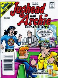 Cover Thumbnail for Jughead with Archie Digest (Archie, 1974 series) #182