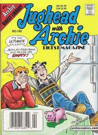 Cover Thumbnail for Jughead with Archie Digest (Archie, 1974 series) #190 [Newsstand]