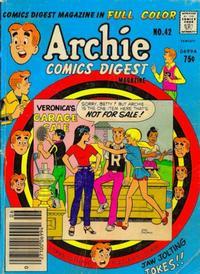 Cover Thumbnail for Archie Comics Digest (Archie, 1973 series) #42