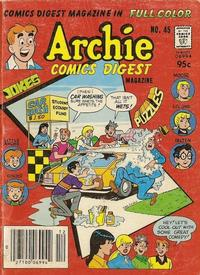 Cover Thumbnail for Archie Comics Digest (Archie, 1973 series) #45 [Canadian]