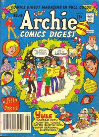 Cover Thumbnail for Archie Comics Digest (Archie, 1973 series) #46