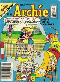 Cover Thumbnail for Archie Comics Digest (Archie, 1973 series) #56