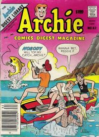 Cover Thumbnail for Archie Comics Digest (Archie, 1973 series) #62