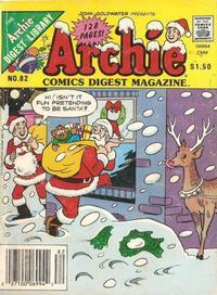 Cover Thumbnail for Archie Comics Digest (Archie, 1973 series) #82