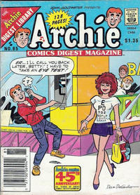 Cover Thumbnail for Archie Comics Digest (Archie, 1973 series) #85