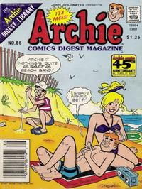 Cover Thumbnail for Archie Comics Digest (Archie, 1973 series) #86