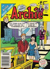 Cover Thumbnail for Archie Comics Digest (Archie, 1973 series) #90