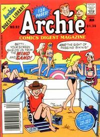 Cover Thumbnail for Archie Comics Digest (Archie, 1973 series) #92