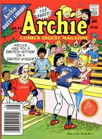 Cover Thumbnail for Archie Comics Digest (Archie, 1973 series) #96 [Newsstand]