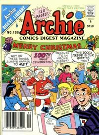 Cover Thumbnail for Archie Comics Digest (Archie, 1973 series) #100