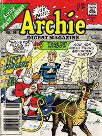 Cover Thumbnail for Archie Comics Digest (Archie, 1973 series) #106
