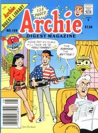 Cover Thumbnail for Archie Comics Digest (Archie, 1973 series) #108