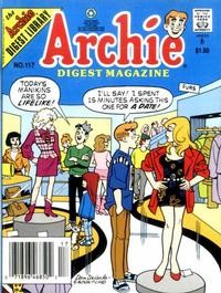 Cover Thumbnail for Archie Comics Digest (Archie, 1973 series) #117