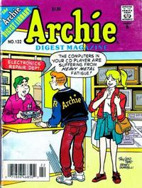 Cover Thumbnail for Archie Comics Digest (Archie, 1973 series) #122