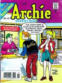 Cover Thumbnail for Archie Comics Digest (Archie, 1973 series) #122
