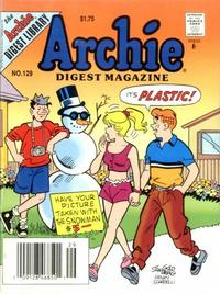 Cover Thumbnail for Archie Comics Digest (Archie, 1973 series) #129