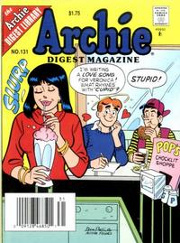 Cover Thumbnail for Archie Comics Digest (Archie, 1973 series) #131
