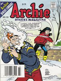 Cover Thumbnail for Archie Comics Digest (Archie, 1973 series) #132