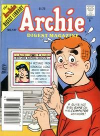 Cover Thumbnail for Archie Comics Digest (Archie, 1973 series) #137