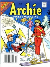 Cover Thumbnail for Archie Comics Digest (Archie, 1973 series) #139