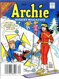 Cover Thumbnail for Archie Comics Digest (Archie, 1973 series) #139