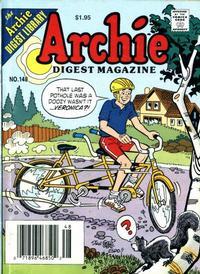 Cover Thumbnail for Archie Comics Digest (Archie, 1973 series) #148