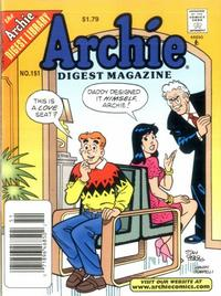 Cover for Archie Comics Digest (Archie, 1973 series) #151