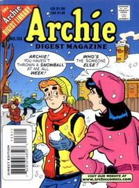 Cover Thumbnail for Archie Comics Digest (Archie, 1973 series) #153