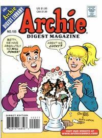 Cover Thumbnail for Archie Comics Digest (Archie, 1973 series) #155