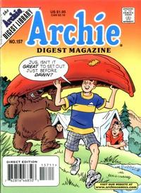 Cover Thumbnail for Archie Comics Digest (Archie, 1973 series) #157 [Direct]